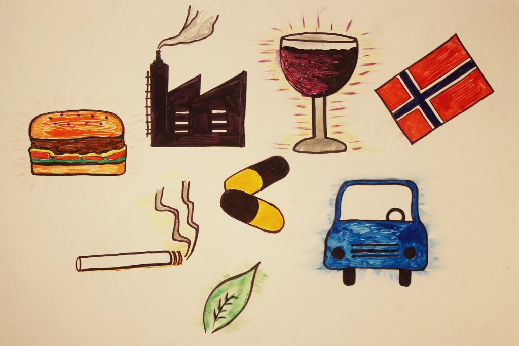 Illustrasjon: Karoline Kaldheim