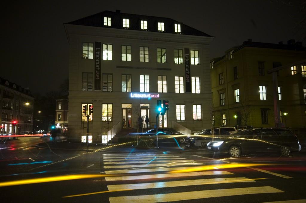 Foto: Litteraturhuset / pressefoto