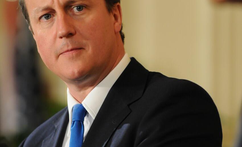 Bildetekst: David Cameron. Foto: Toms Norde