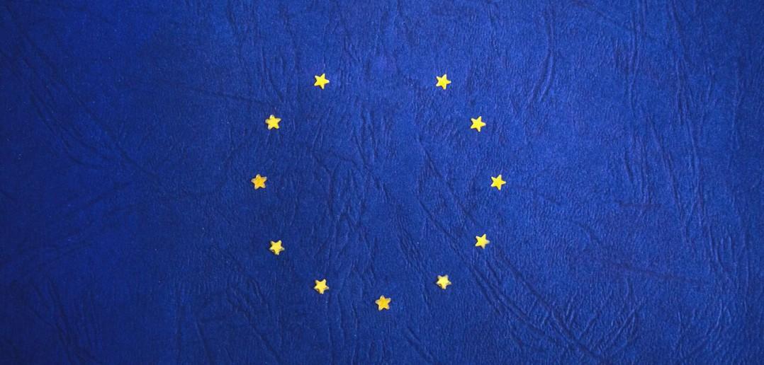 EUs flagg. Kilde: Freestocks.org.