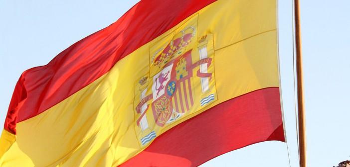 Spanias flagg. Hentet fra Contando Estrelas på Flickr.com
