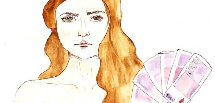 Illustrasjon: Hannah Kvamsdal