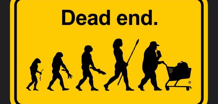 Dead end. Christopher Dombres @ Flickr.com