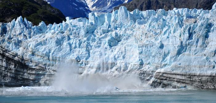 Stadig flere isbreer er i ferd med å smelte. Foto: Kimberly Vardeman/ Flickr