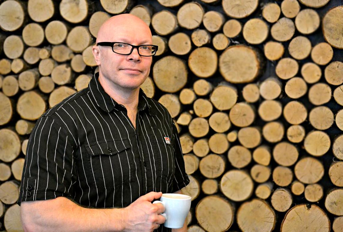 En kaffe med: Øyvind Ihlen