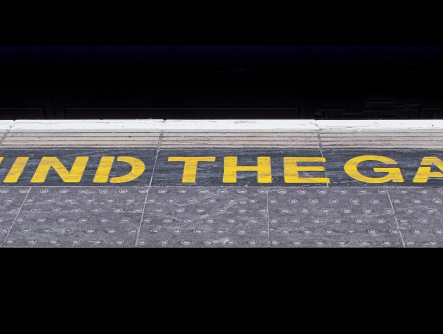 Please Mind the Gap