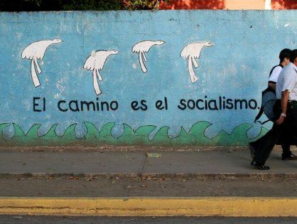 Kampen om Venezuela