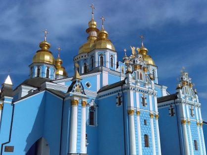 En norsk værings praktikantopphold i Kiev