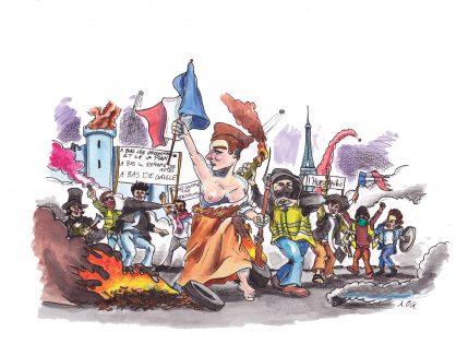 De gule vestene – Progressiv idealisme eller reaksjonær anti-globalisme?
