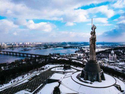 Mellom liv og død: Ukrainas kamp mot utryddelse