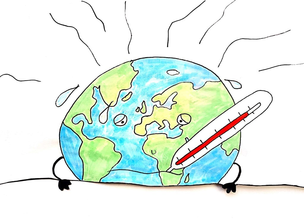 Planet Earth Belongs in an Intensive Care Unit