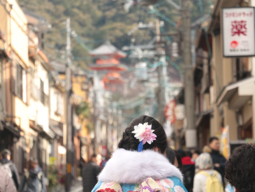 New Year's in Kyoto: 10,000 torii and a box of hot sake