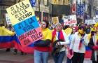 Fredsforhandlinger i Colombia