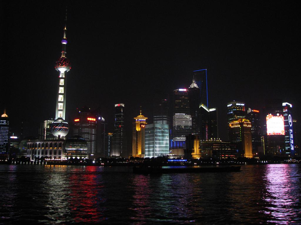 Kinas endrende økonomi