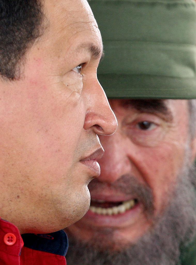 Post Chavez: Venezuela og Cuba - Om alderdom, helse, olje og sosialisme