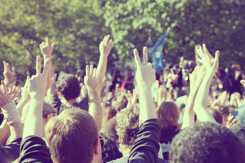 Student activism gone gray