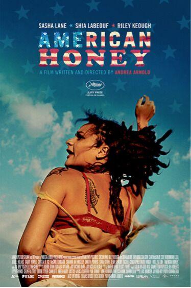 American Honey, det usette Amerika
