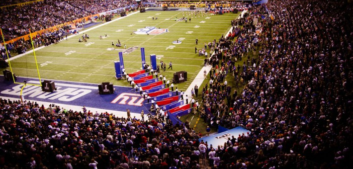 On February 5th the New England Patriots played the Atlanta Falcons in the 51st Super Bowl. Photo: Stephen Luke/Flicker