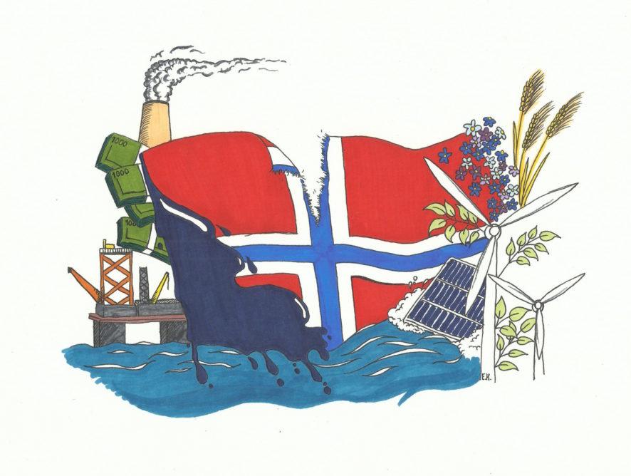 Norge i den Store Spagaten