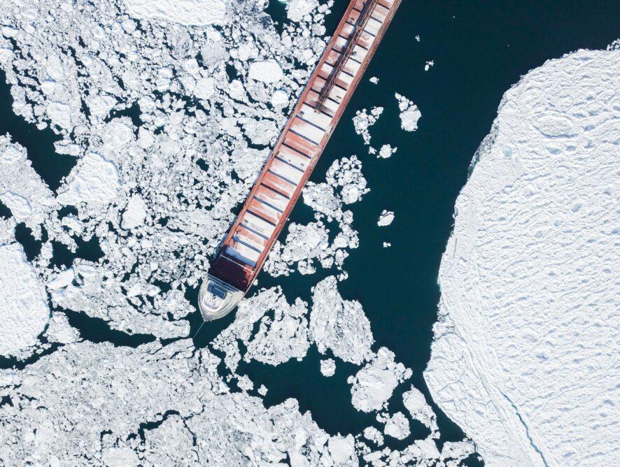 Isen brytes - betydningen av kinesiske interesser i Arktis